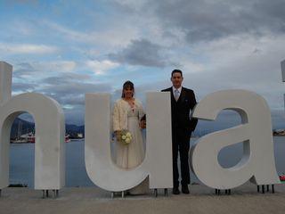 El casamiento de Carolina y Max