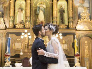 El casamiento de Susel y Francisco