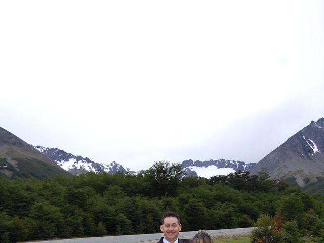 El casamiento de Max y Carolina en Ushuaia, Tierra del Fuego 3