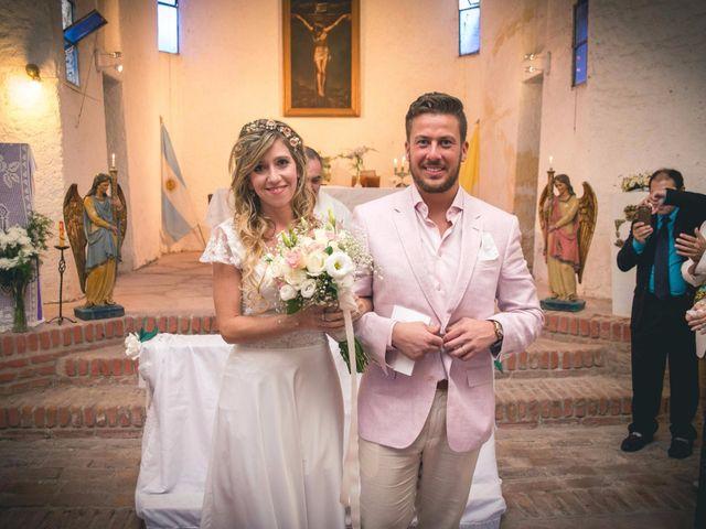 El casamiento de Stefy y Pablo
