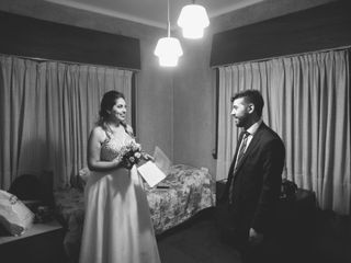 El casamiento de Dai y Mau