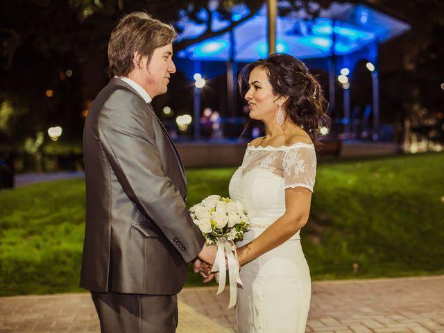 El casamiento de Dalila y Hugo