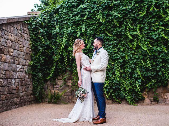 El casamiento de Barbara y Octavio