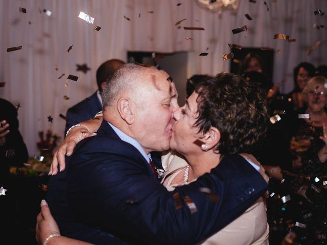El casamiento de Marcela y Antonio