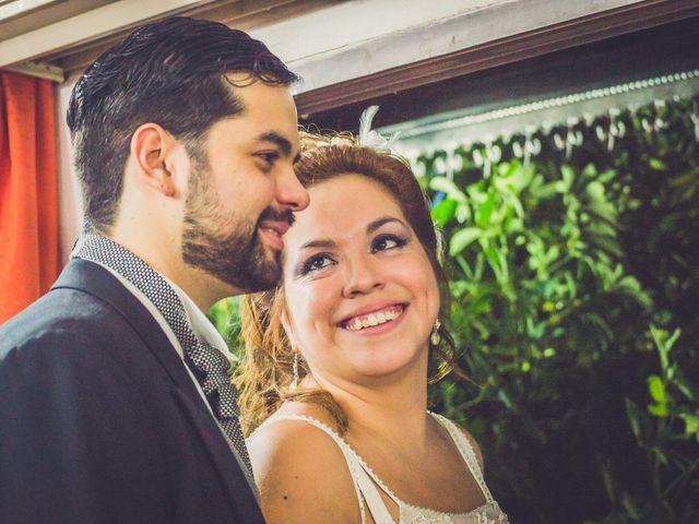 El casamiento de Vanina y Mario