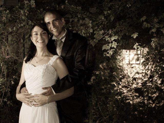 El casamiento de Eugenia y Pablo