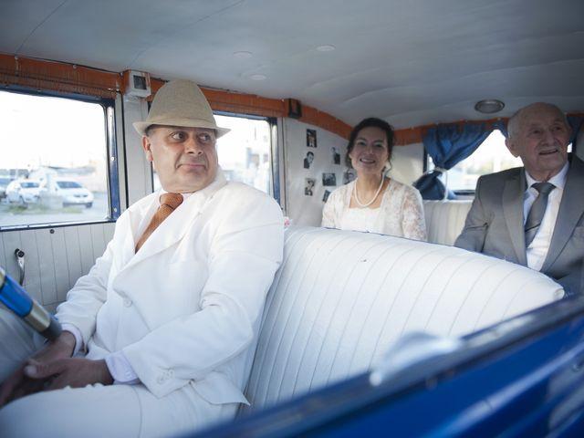 El casamiento de Fabricio y Maria Rosa en Río Grande, Tierra del Fuego 2