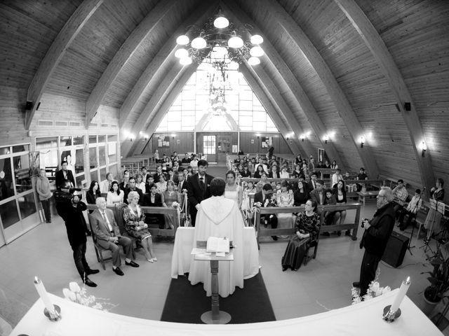 El casamiento de Fabricio y Maria Rosa en Río Grande, Tierra del Fuego 3