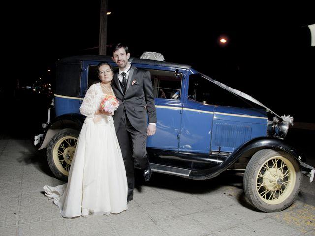 El casamiento de Maria Rosa y Fabricio