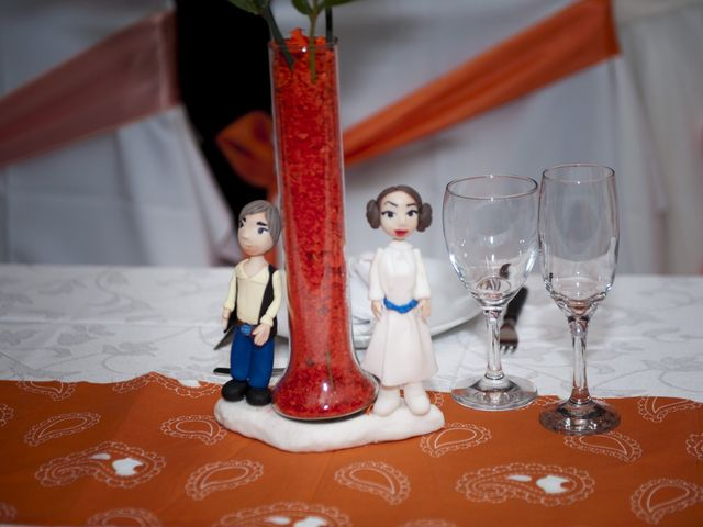 El casamiento de Fabricio y Maria Rosa en Río Grande, Tierra del Fuego 16