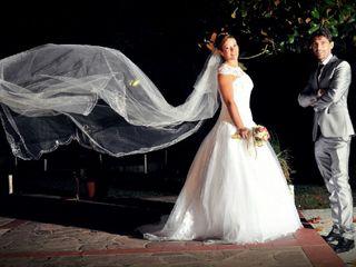 El casamiento de Vane y Mati