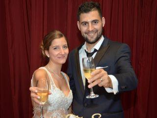 El casamiento de Florencia y Sebastián