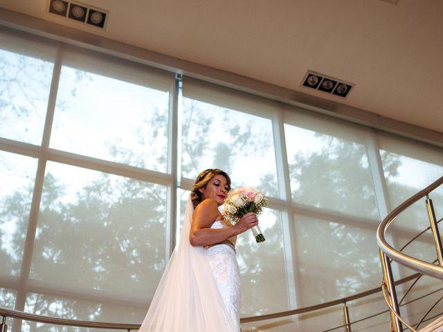 El casamiento de Gabriel y Evelyn en Funes, Santa Fe 3