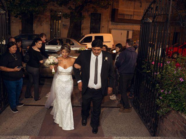 El casamiento de Gabriel y Evelyn en Funes, Santa Fe 10