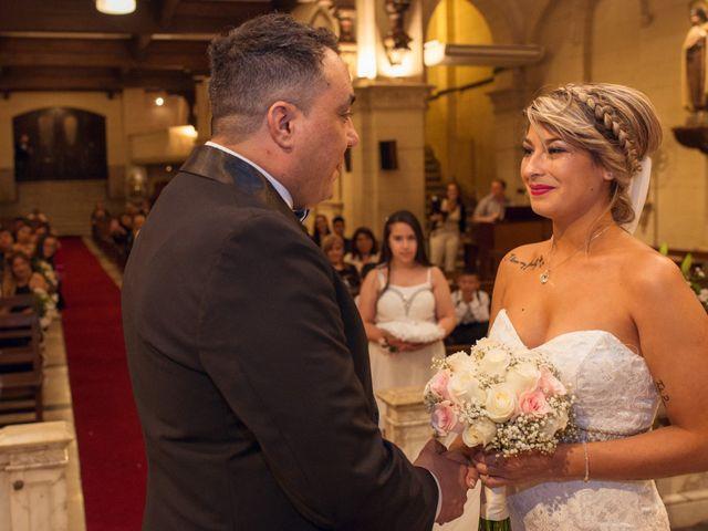 El casamiento de Gabriel y Evelyn en Funes, Santa Fe 13