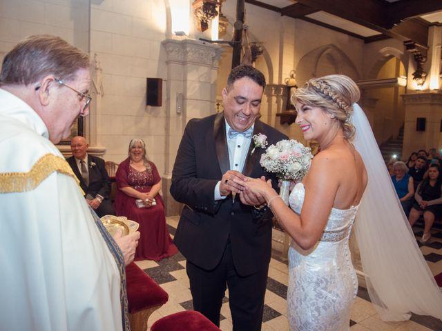 El casamiento de Gabriel y Evelyn en Funes, Santa Fe 14