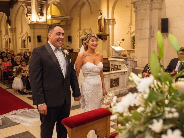 El casamiento de Gabriel y Evelyn en Funes, Santa Fe 15