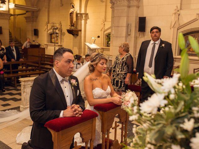 El casamiento de Gabriel y Evelyn en Funes, Santa Fe 17
