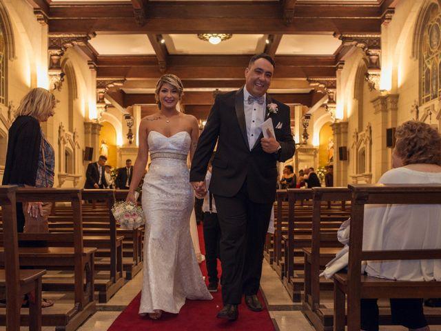 El casamiento de Gabriel y Evelyn en Funes, Santa Fe 18