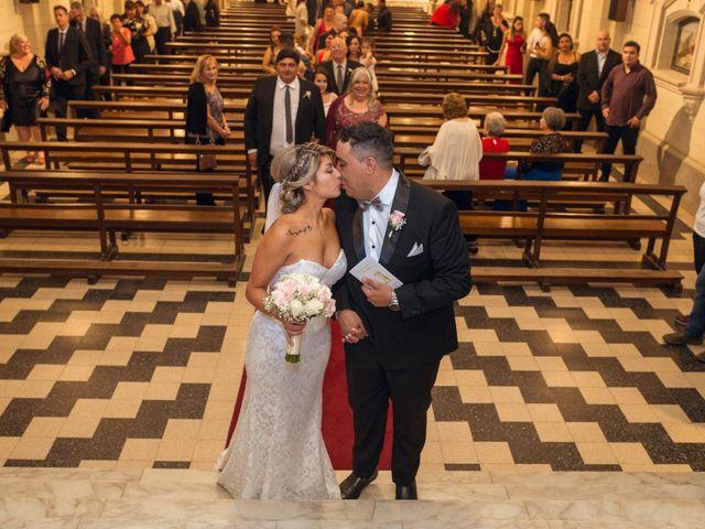 El casamiento de Gabriel y Evelyn en Funes, Santa Fe 19