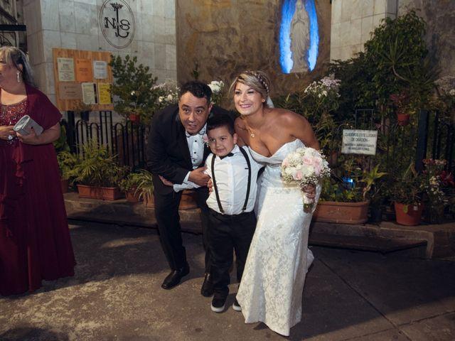 El casamiento de Gabriel y Evelyn en Funes, Santa Fe 21