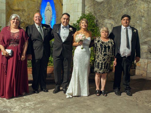 El casamiento de Gabriel y Evelyn en Funes, Santa Fe 22