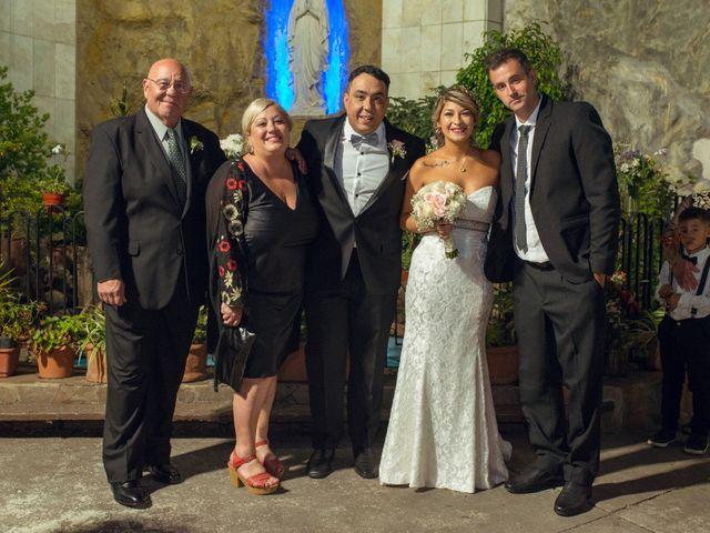 El casamiento de Gabriel y Evelyn en Funes, Santa Fe 23
