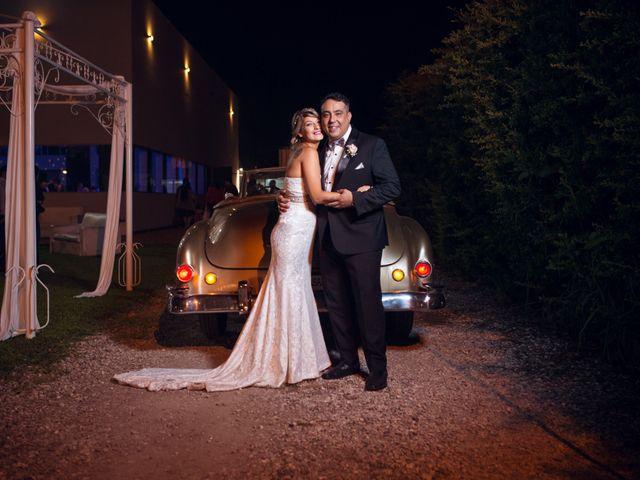El casamiento de Gabriel y Evelyn en Funes, Santa Fe 29