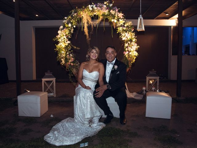 El casamiento de Evelyn y Gabriel