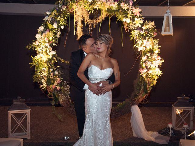 El casamiento de Gabriel y Evelyn en Funes, Santa Fe 32