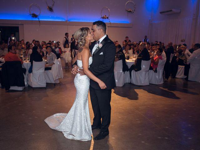 El casamiento de Gabriel y Evelyn en Funes, Santa Fe 34