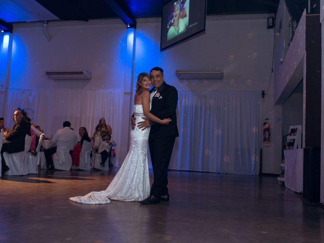 El casamiento de Gabriel y Evelyn en Funes, Santa Fe 35