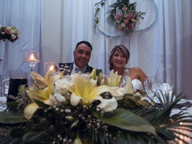 El casamiento de Gabriel y Evelyn en Funes, Santa Fe 37