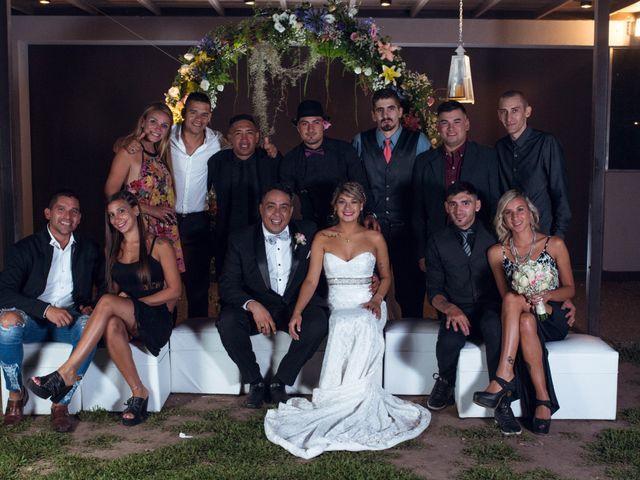 El casamiento de Gabriel y Evelyn en Funes, Santa Fe 38