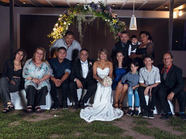 El casamiento de Gabriel y Evelyn en Funes, Santa Fe 39