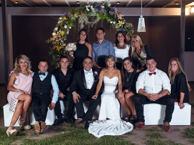 El casamiento de Gabriel y Evelyn en Funes, Santa Fe 42