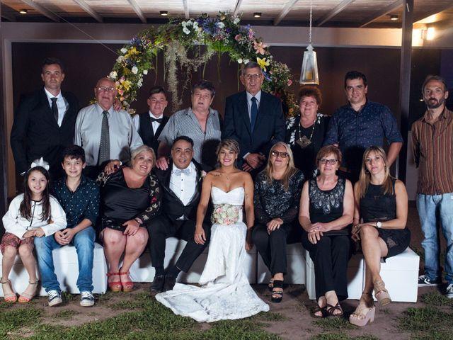 El casamiento de Gabriel y Evelyn en Funes, Santa Fe 48