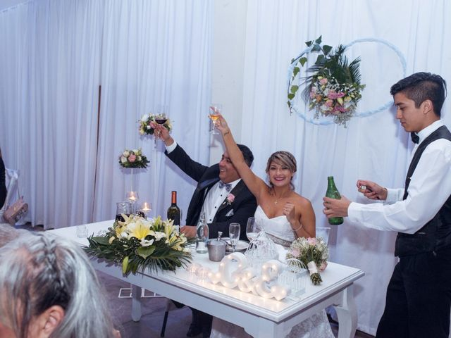 El casamiento de Gabriel y Evelyn en Funes, Santa Fe 51