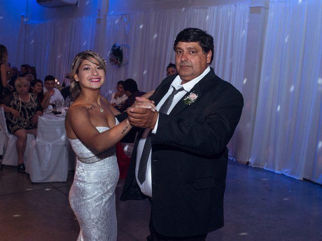 El casamiento de Gabriel y Evelyn en Funes, Santa Fe 54