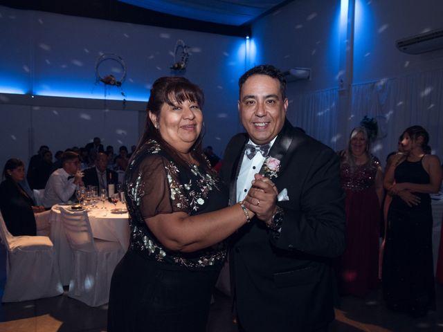 El casamiento de Gabriel y Evelyn en Funes, Santa Fe 59