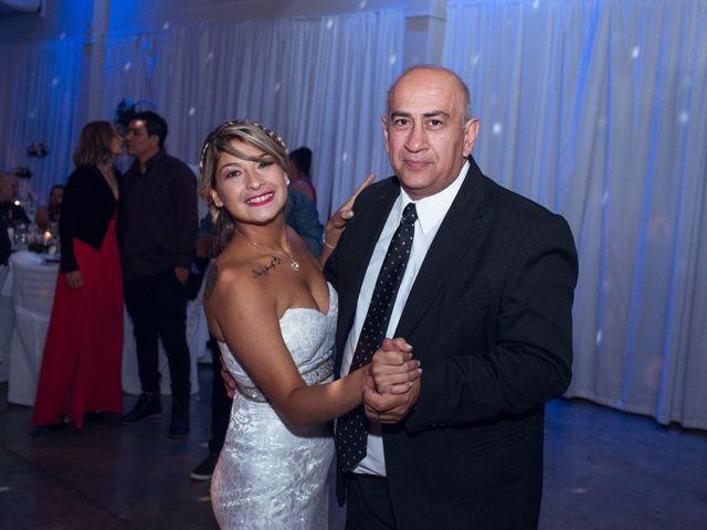 El casamiento de Gabriel y Evelyn en Funes, Santa Fe 60