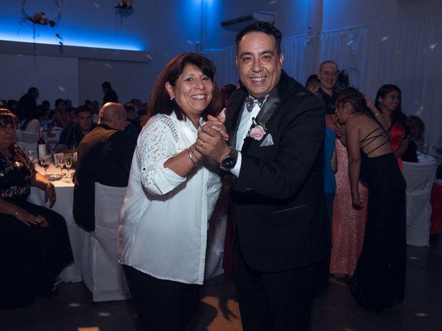 El casamiento de Gabriel y Evelyn en Funes, Santa Fe 63