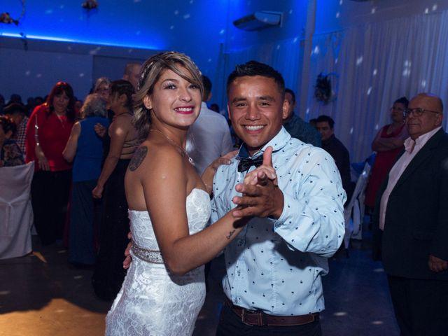 El casamiento de Gabriel y Evelyn en Funes, Santa Fe 66