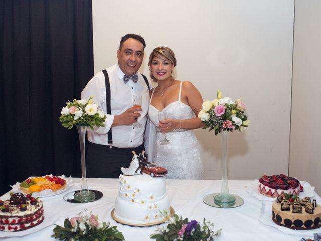 El casamiento de Gabriel y Evelyn en Funes, Santa Fe 69