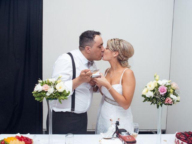 El casamiento de Gabriel y Evelyn en Funes, Santa Fe 73