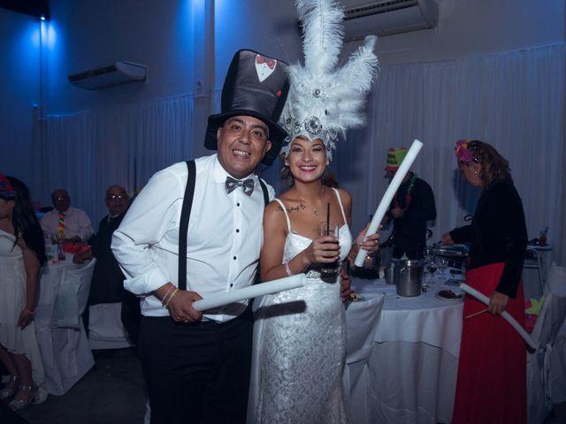 El casamiento de Gabriel y Evelyn en Funes, Santa Fe 76