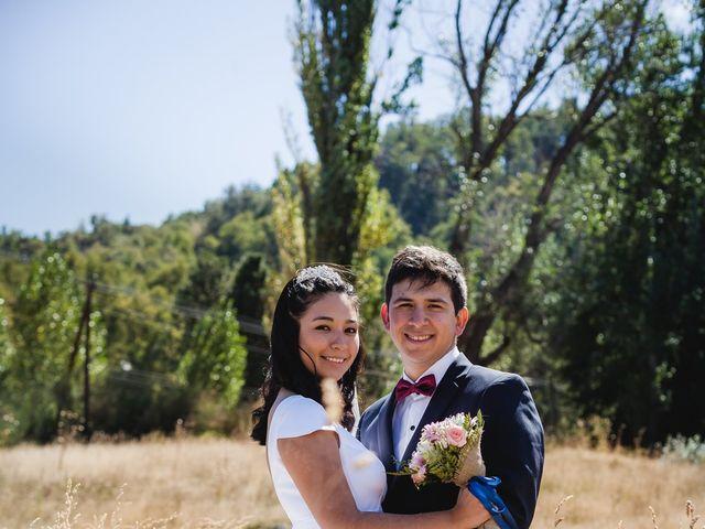 El casamiento de Natalia y Lucas