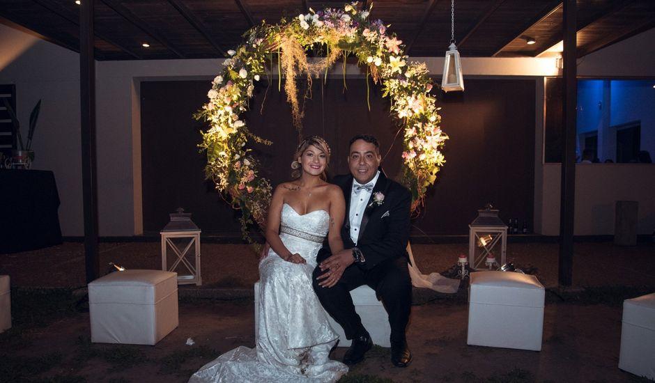 El casamiento de Gabriel y Evelyn en Funes, Santa Fe