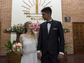 El casamiento de Laura y David 1