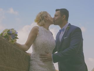 El casamiento de Gise y JuanMa